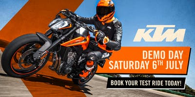 Laguna Maidstone: KTM Demo Day
