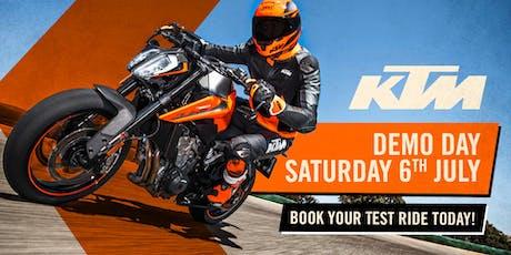 Laguna Maidstone: KTM Demo Day tickets