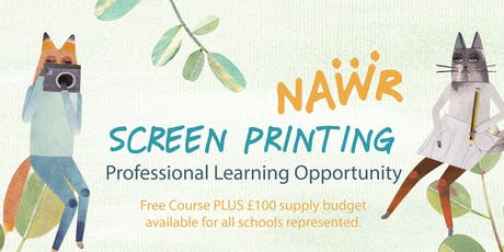 Low-tech and Creative Screen Printing for Teachers tickets