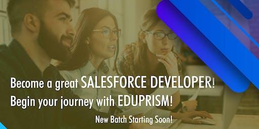 Salesforce certification training