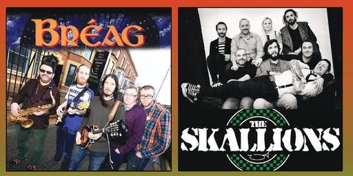 Bréag and The Skallions play Reggae and Ska for Palestine - Breag