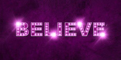 Believe - Hope- Jam tickets