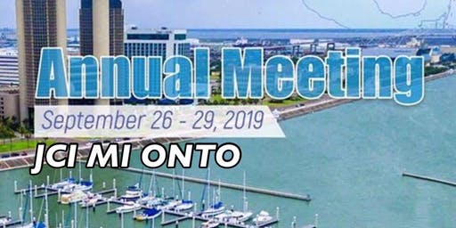 JCI Michigan ONTO Corpus Christi, TX for JCI USA Annual Meeting