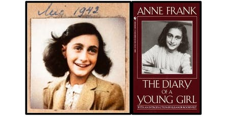 Anne Frank Tour at The U.S. Holocaust Memorial Museum (2:00 pm - August 17) tickets