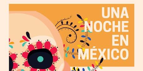 Una Noche en México tickets