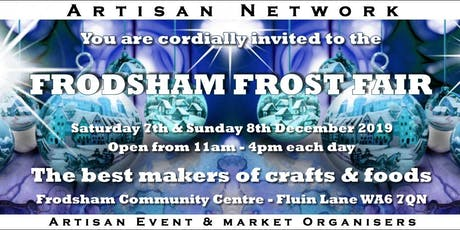 Frodsham Frost Fair 2019 tickets