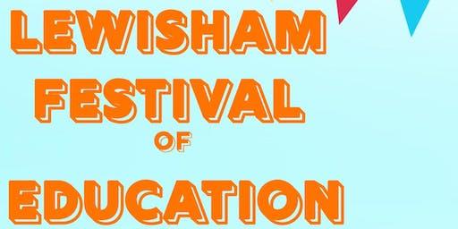 The Lewisham Festival Of Education