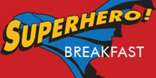 Superhero Breakfast at Stew Leonard's