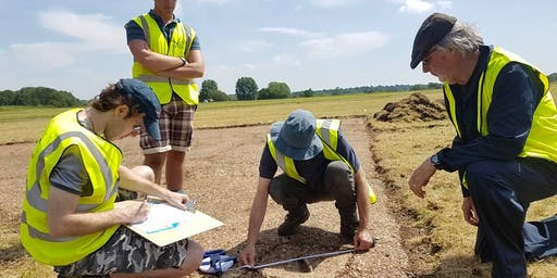 RAF Kenley - Archaeology Open Day and Guided Tour