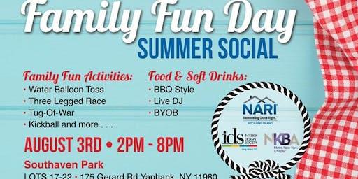 Family Fun Day Summer Social  (Make-A-Wish Suffolk County Fundraiser)