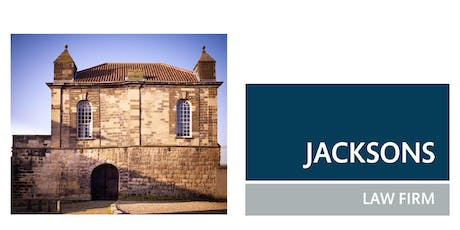 Jackson Law Firm's Breakfast at The Secret Tower, 7th November 2019 tickets