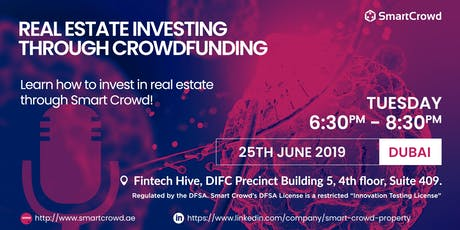 Real Estate Investments through Crowdfunding tickets