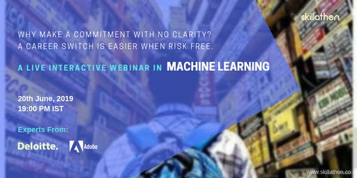 Step up in Machine Learning career by investing your time and money smarter