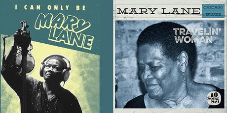 Movie and Live Show: Mary Lane and The No Static Blues Band tickets