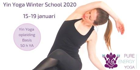 Yin Yoga opleiding Utrecht (50h YA) Basis tickets