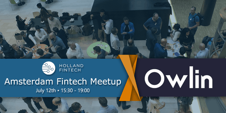 Holland FinTech Amsterdam MeetUp: July tickets