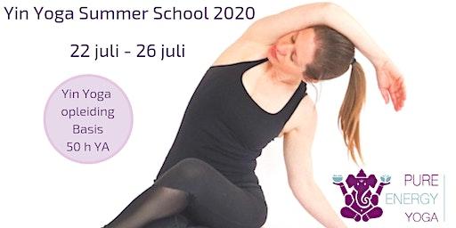 Yin Yoga opleiding Utrecht (50h YA) Basis