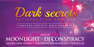 Dark Secrets Male Exotic Show: Masquerade Edition