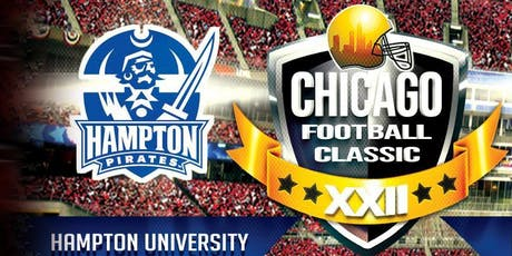 Hampton Section - Chicago Football Classic tickets