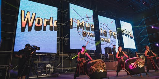 World Music Festival @Taiwan
