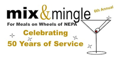 Mix & Mingle to Benefit Meals on Wheels of NEPA