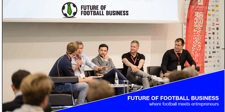 Future of Football Business (startups) Tickets