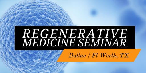 6/25/2019 FREE Seminar: Regenerative Stem Cell Therapy for Joint Pain Relief