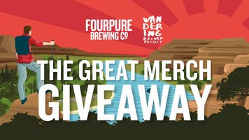 The Great Merch Giveaway at The Playwright