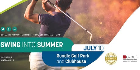 Swing Into Summer with NEBA - Charity Golf Tournament in Support of EHS tickets