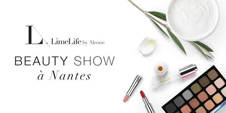 LimeLife by Alcone / Beauty Show Nantes billets
