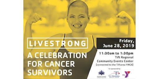 Livestrong:  A Celebration for Cancer Survivors