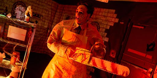 Texas Chainsaw Massacre Haunted House in Fredericksburg