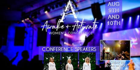 Awake and Activate - Women's Conference, Columbus OH tickets