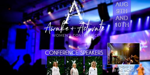 Awake and Activate - Women's Conference, Columbus OH
