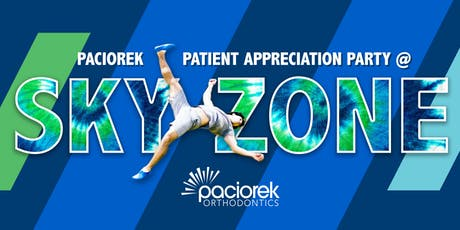 Paciorek Orthodontics' Patient Appreciation Party! tickets