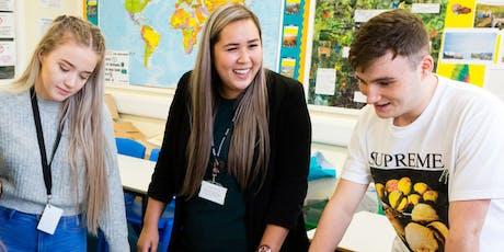 Teacher Training Open Event at Headlands School tickets