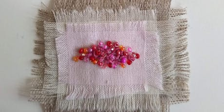 Textile Brooch Workshop tickets