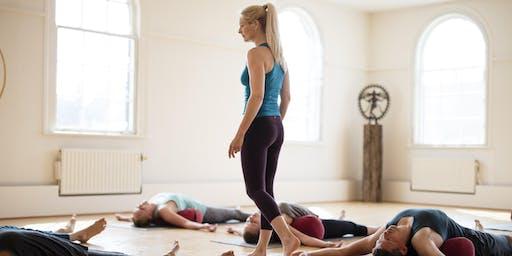 1 daagse Masterclass Yoga en BMR - met Myrna van Kemenade en Hans de Waard