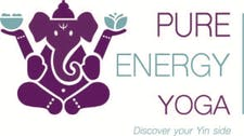 Pure Energy Yoga Utrecht logo