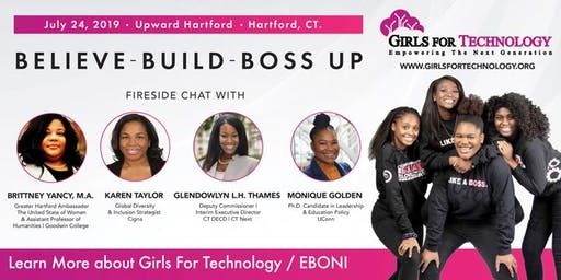 Girls For Technology x Eboni Celebratory Event
