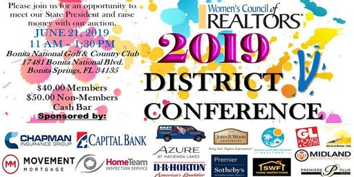 District V Conference