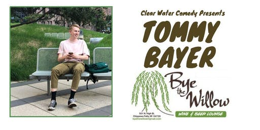 Tommy Bayer at Bye the Willow