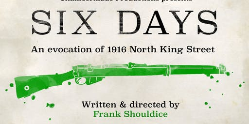 6 DAYS le Frank Shouldice