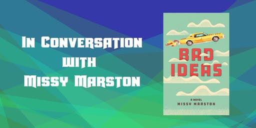 Markham Reads: In Conversation with Missy Marston