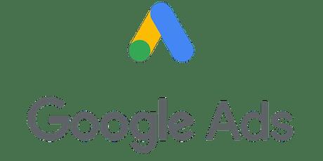 Workshop Google Ads voor beginners tickets