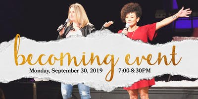 2019 Becoming Event