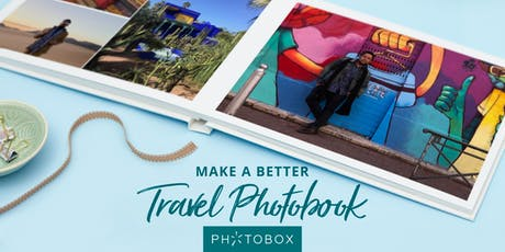 Make a Better Travel Photo Book! tickets