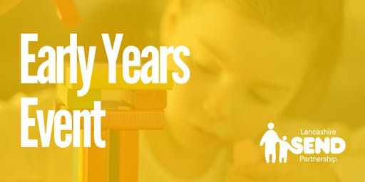 Early Years Event - East