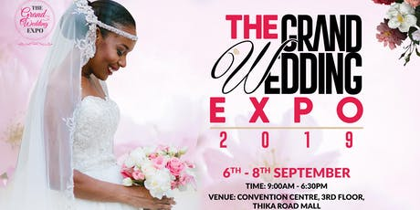 The Grand Wedding Expo Kenya tickets