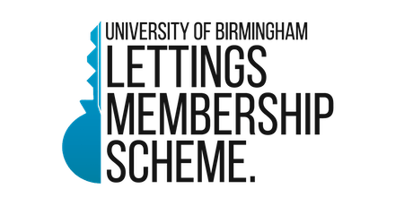 University of Birmingham Lettings Membership Scheme tickets